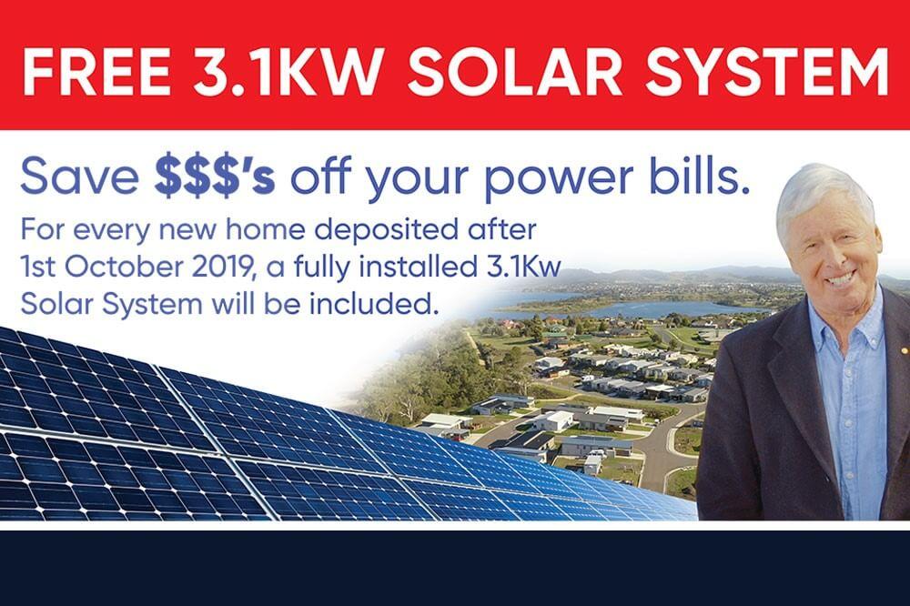 St Ann's Living ESolar Power Deal